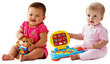 VTech Happy Lights Bear + VTech Baby's Learning Laptop