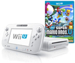 Wii U 8GB Console + New Super Mario Bros. U