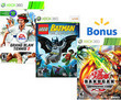 Xbox 360 Buy 2 Get 1 Free* Value Game Bundle - $30 Value!
