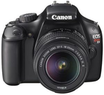 Canon EOS Rebel T3 12.2MP Digital SLR Camera w/ 18-55mm Lens