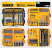 DEWALT 100-Piece Metal Twist Drill Bit Set