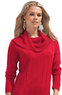 Roaman's Women's Cowl Neck Sweater
