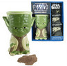 Star Wars Yoda Ceramic Goblet w/ Hot Cocoa Mix