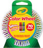 Crayola Color Wheel 70-piece Washable Marker Set