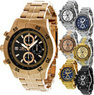 Invicta Specialty Stainless Steel Chronograph Men's Watch