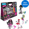 Monster High Art Tote & Selection of Dolls Bundle