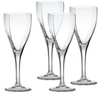 Panache Crystal Goblets Set of Four