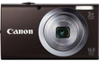 Canon PowerShot A2400 16MP 28mm Wide Angle Digital Camera