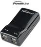 PowerLine Four Port USB Power Adapter