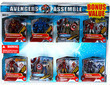 8-Pack of Marvel Avengers Action Figures