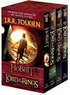 The Hobbit and The Lord of the Rings Boxed Set (Paperback)