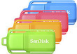 SanDisk Cruzer Switch 8GB USB 2.0 Flash Drive