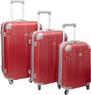 Beverly Hills Malibu 3 Piece Hardside Spinner Luggage Set