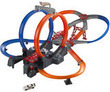 Mattel  Hot Wheels Mega Loop Mayhem Track Set w/ Car