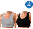 Danskin Now Women's Seamless Sport Bras 2-Pack