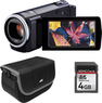 JVC Everio HD Flash Camcorder Bundle