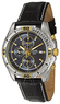 Pulsar Men's Chronograph Watch w/ Leather Strap