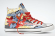 Chuck Taylor DC Comics Superman Sneakers