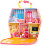 Mini Lalaloopsy Carry-Along Playhouse with Exclusive Doll