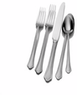International Silver Capri Frost 106 Piece Flatware Set