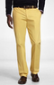 Stretch Photographer Dress Pants in Comet Yellow