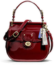 Coach Patent Willis Handbag