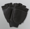 NordicTrack Men's Fleece Gloves with Velcro Wrist