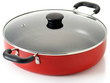 T-fal 11 Red Everyday Pan