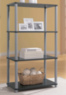 Essential Home 4 Shelf Bookcase