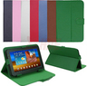 Universal 7 Tablet Case Folio Leather Folding Flip Cover