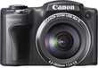 Canon PowerShot SX500 IS 16-Megapixel Digital Camera