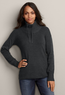Women's Mockneck Tunic Sweater