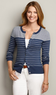 Women's Striped Christine Cardigan