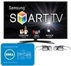 Samsung UN40ES6580 40 1080p 3D LED HDTV + $200 Dell GC