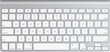 Apple Wireless Bluetooth Keyboard (Refurb)