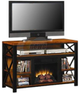 ClassicFlame 47 Wide TV Stand with Inset Electric Fireplace