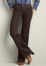 Slightly Curvy Cord Trousers