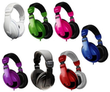 Altatac - Vibe Sound DJ 750 Noise Reducing Stereo Headphones