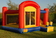 Super Slide Bounce House Inflatable Bouncy Castle