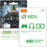 Microsoft Xbox Live 2000 Points Card w/ 400 MS Bonus Points