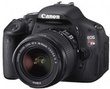 Canon EOS Rebel T3i 18-Megapixel Digital SLR Camera (Refurb)