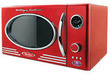 Nostalgia Electrics Retro Series .9-cu ft Microwave Oven