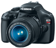 EOS Rebel T3 12.2-Megapixel Digital SLR Camera