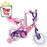 12 Huffy Disney Princess Girls' Bike with Doll Carrier