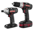 Craftsman C3 2-Piece Lithium-Ion Drill & Impact Driver Kit