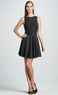 Nicole Miller Women's Sleeveless Dress with Full Skirt