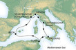 7-Night Western Mediterranean Cruise w/Yacht Club Suite