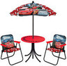 Disney Cars 4-Piece Patio Set