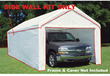 King Canopy's 10' x 27' Sidewall Kit