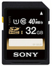 Sony 32GB UHS-I Secure Digital High Capacity Card